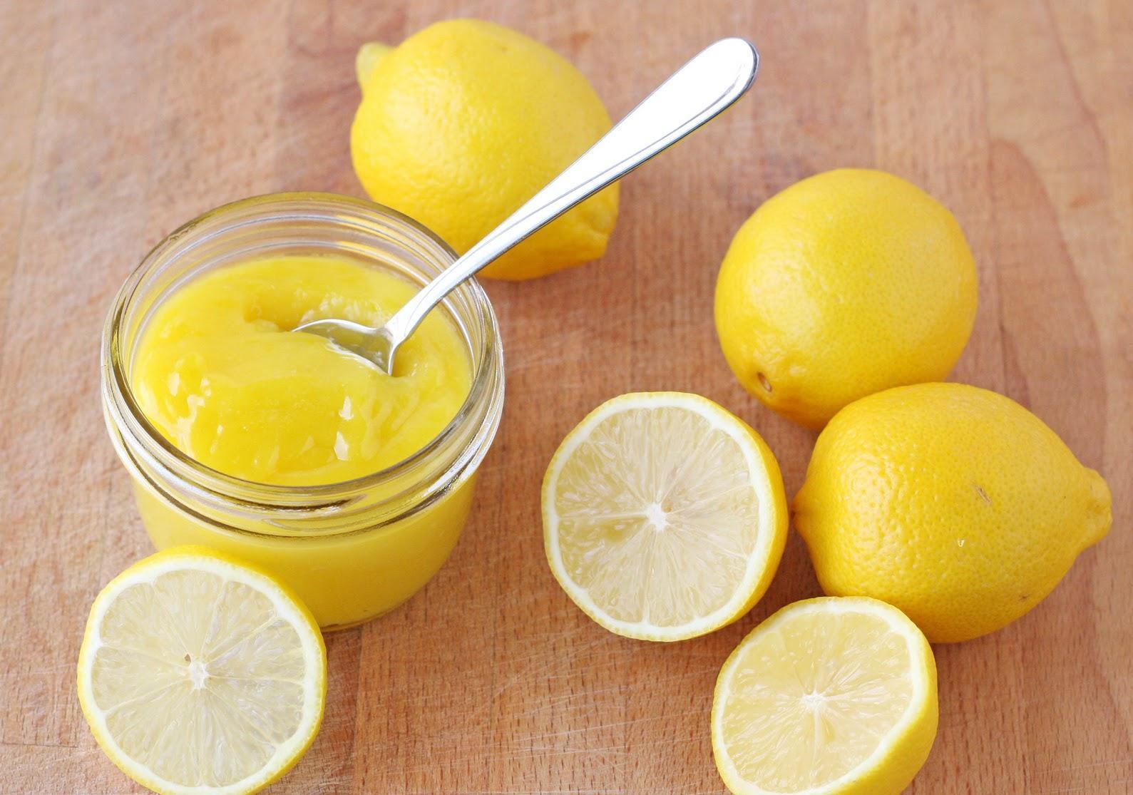 Как сделать цедру лимона для чая