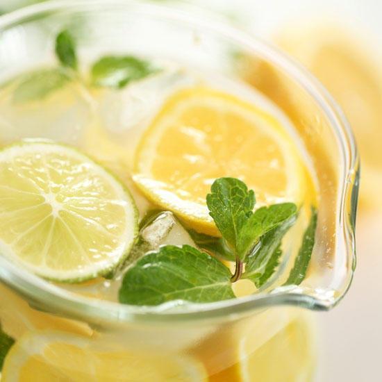 Как сделать напиток для похудения из лимона и имбиря 22