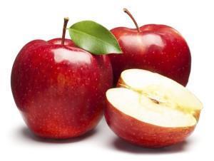 Вкусное яблоко