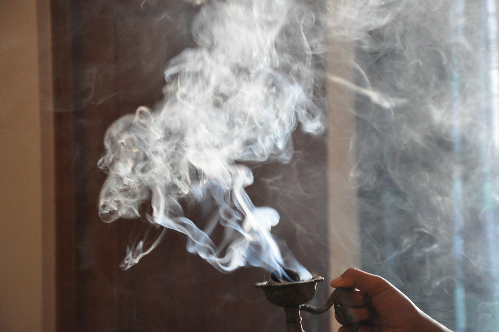 Как сделать так чтобы не воняло дымом