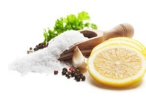 Лимонная приправа