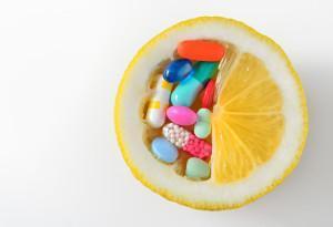 Лимон и витамины