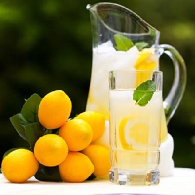 Рецепты лимонадов с лимоном
