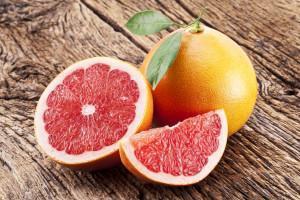 Плоды грейпфрута