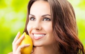 Польза лимона для кожи