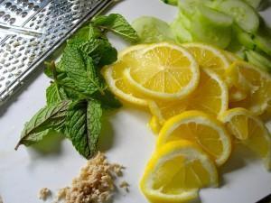 Комбинация лимона с другими продуктами может усилить его свойства