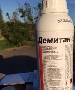 Демитан