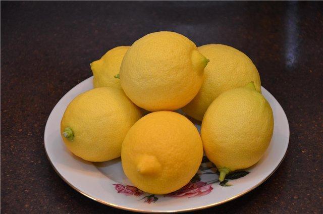 Плоды Павловского лиона