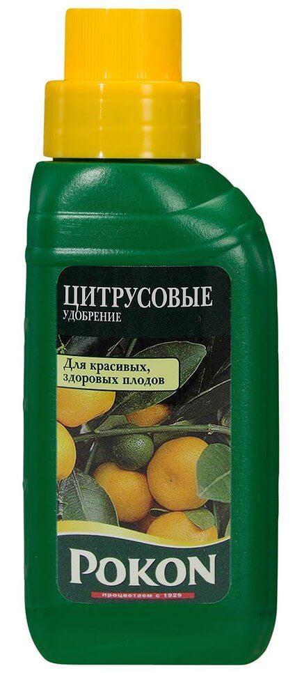 Подкормка для цитрусовых