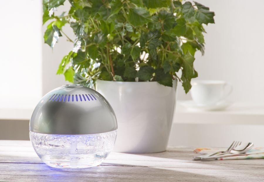 Для создания комфортной влажности воздуха можно использовать увлажнители