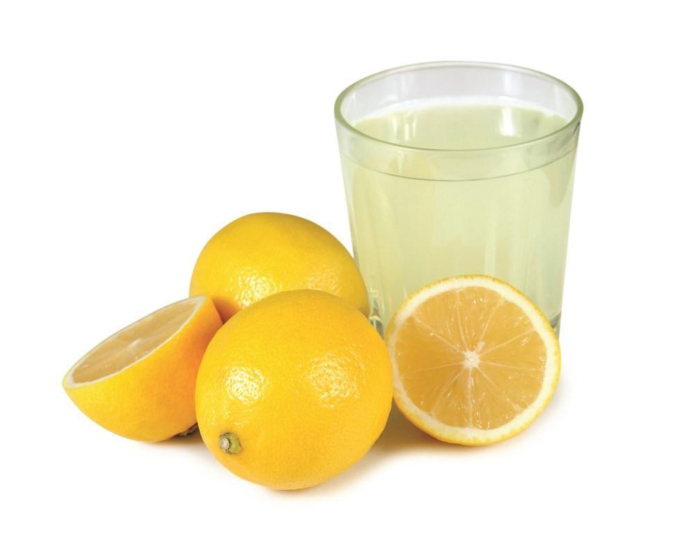 Худеем вместе с лимоном