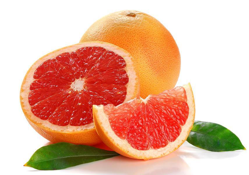 Грейпфрут внешний вид