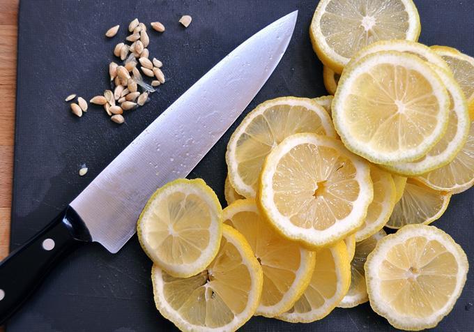 Косточка лимона - применение