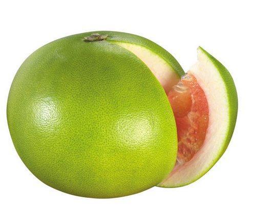 Фото цитрусового помело