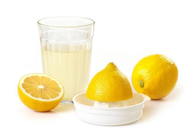 Сок лимона полезен
