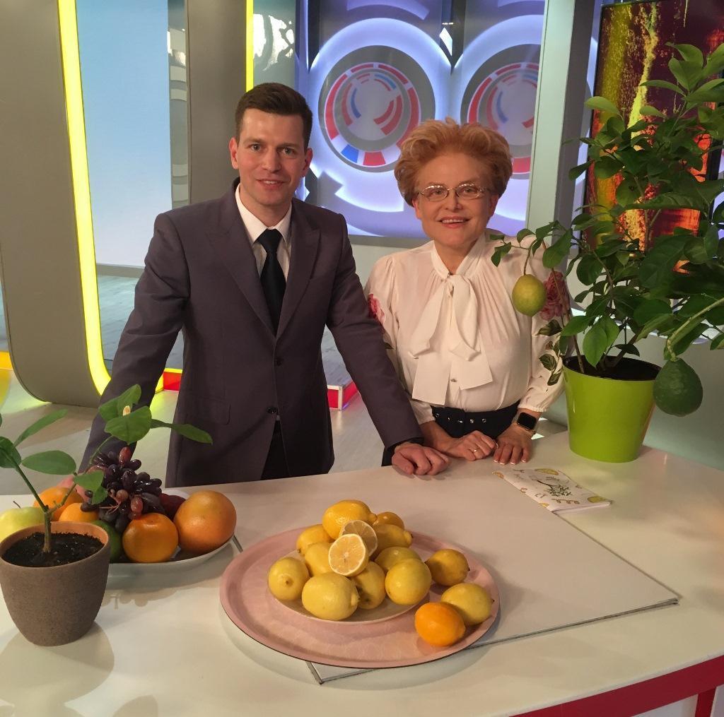 Павловский лимон у Елены Малышевой Жить здорово