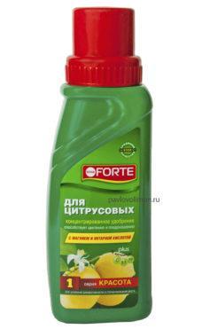 Комплексное удобрение для цитрусовых Forte