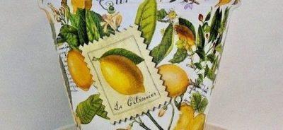 Горшок для цитрусовых